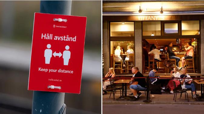 Antalet gäster vid varje bord på krogar och restauranger höjdes från fyra till åtta personer redan i juli, men än finns en rad coronarestriktioner och rekommendationer att förhålla sig till.